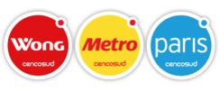 Cencosud - Metro Wong Tiendas Paris