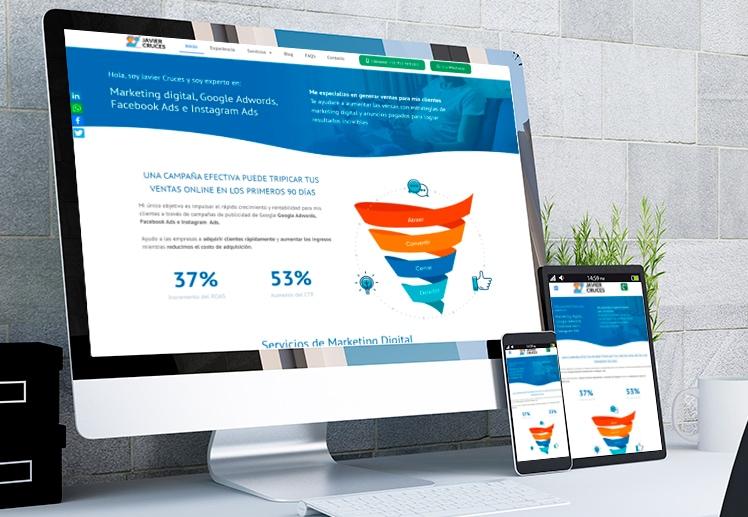 Sitios Web Paginas Web responsive